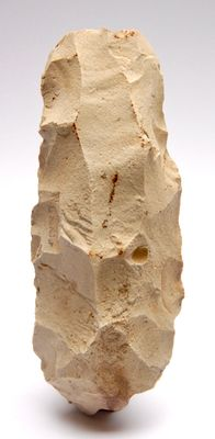 Neolithic core block from France - 240 mm