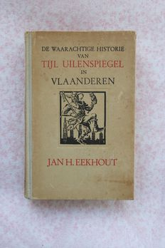 Till Eulenspiegel; Lot with 7 editions - 1841 / 1993