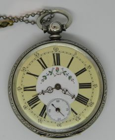 Pocket Watch circa - 1880