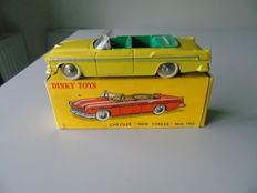 Dinky Toys-France - Scale 1/43 - Chrysler New Yorker No.24a