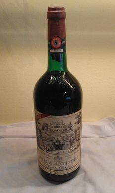 1967 Villa Antinori Chianti classic - 1 Magnum bottle of Lt. 1,50