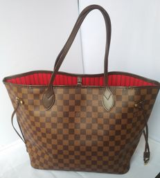 Louis Vuitton - Neverful Damier MM - Shoulder bag