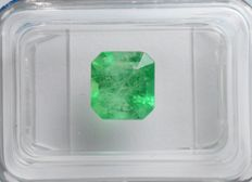 Emerald - 1.62 ct - no reserve price