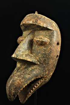 KRAN mask - Ivory Coast - Former M. Hiver private collection