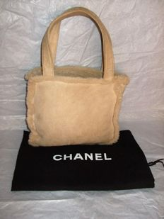 Chanel - Sheepskin leather hand bag