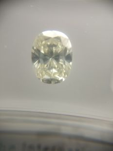 1.12 ct Oval cut diamond I SI1