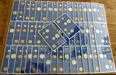 The Netherlands – Year collections 1982 Beatrix (50 pieces)