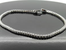 18k Gold Diamond Tennis Bracelet – 1.60ct  H/I, SI2