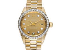 Rolex Datejust Lady vintage, year of manufacture: 1979