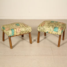 Unknown designer – Pair of stools