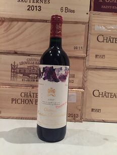1992 Chateau Mouton Rothschild, Premier Cru Classe – 1 bottle