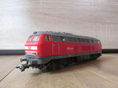 Märklin H0 - From starter set 29476 – Diesel locomotive BR 216 of the DB Cargo