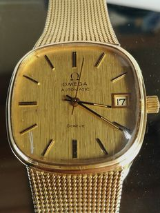 Omega Geneve men's watch from 1972