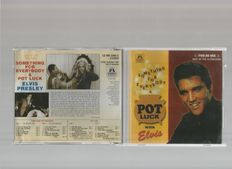 Elvis Presley   Lot of 10 Memory Records cd's.from Czech Republic.