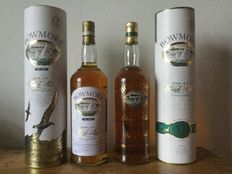 2 bottles : Bowmore 12 years old & Bowmore Surf