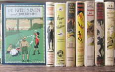 Children; Lot with 8 vintage children's books - 1920 / 1941