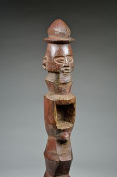 Male power figure - TEKE - Democratic Republic of Congo