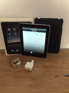 iPad 16gb black - A1219 boxed
