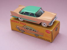 Dinky Toys - Scale 1/43 - Plymouth Plaza No.178