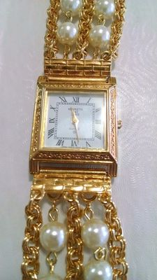 kenneth J Lane vintage watch New York
