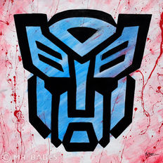 "Mr Babes - ""Transformers: Autobot Insignia"""