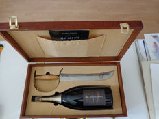 2007 Bouvet-Ladubay Saumur Brut Ogmius, Loire - 1 magnum with presentation case and sabre