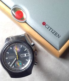 CITIZEN GN-4-S – Men's chronograph – Vintage, 1970s