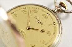 Joyaux Levrette. - men's pocket watch co. 1918s.