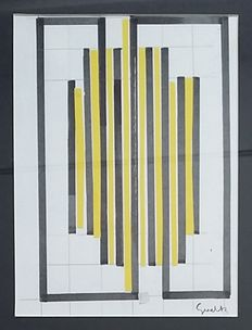 Siep van den Berg - Geometric construction