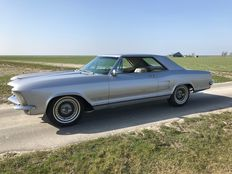 Buick - Riviera Hardtop Coupe - 1964