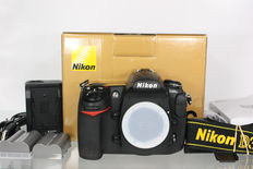 Nikon D300s Body with two batteries, original packaging - as good as new - +/-12520 clicks