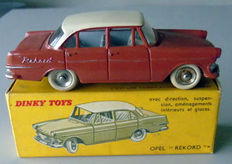 Dinky Toys-France - Scale 1/43 - Opel Rekord No.554