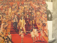 Nice Lot with 7 LP Albums of The Rolling Stones