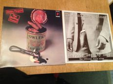Rolling Stones - 2 Albums ( 3 Lp's )- Sticky Fingers / Anybody See My Baby