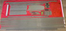 Fleischmann - 9951/e.a. - Set with profiling rails, flex rails, railroad crossing, couplings, switches, etc.