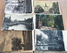 The Netherlands - legacy collection consisting of 653 postcards topography