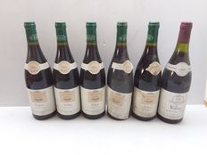 1999 Volnay Antonin Rodet x 5 bottles and 1993 Volnay Antonin Rodet x 1 bottle.