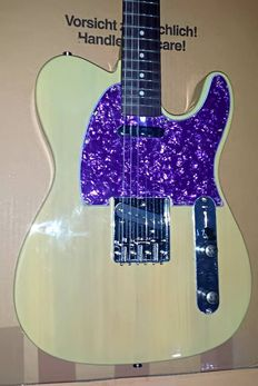 Electric guitar TELE Rocketmusic by Stagg customised - fully mint like new!