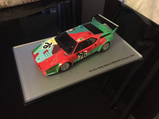 Minichamps - 1/18 Scale - BMW M1 Art Car Andy Warhol