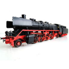 Märklin H0 - 37921 - Steam locomotive with tender BR 41 of the DB, with smoke generator and Telex couplings