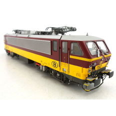 LS Models H0 - 12084 - Multifunctional electric locomotive series 11 of the NMBS