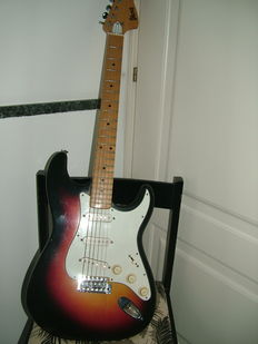 Ibanez 2375 Stratocaster guitar - Made in Japan - 1970s