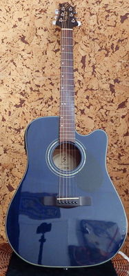 Greg Bennett / Samick Acoustic Electric Guitar (2012)
