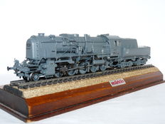 "Märklin H0 - 39160 - Steam locomotive with pulled tender, BR 42.90 ""Franco Crosti"" of DB"