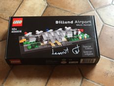 Billund Exclusives - 4000016 - Billund Airport - Signed by the Designer Lennart Cort