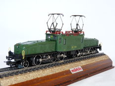 "Märklin H0 - 3056 - E-loc Be 6/8 III ""Crocodile"" of SBB"