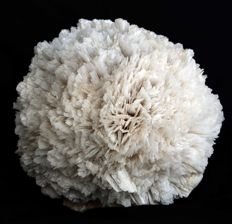 Giant Ball of Scolecite crystals - 20 x 19cm -  3115 gms