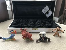 Swarovski - Lion King Boxed set