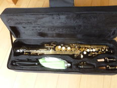 Ammoon soprano saxophone mint condition