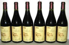 2006 Côte-Rôtie, Domaine Bernard Burgaud, Lot of 6 bottles.